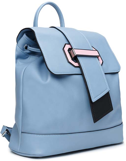 Рюкзак женский Vitacci, цвет:  голубой.  BD0428 Vitacci