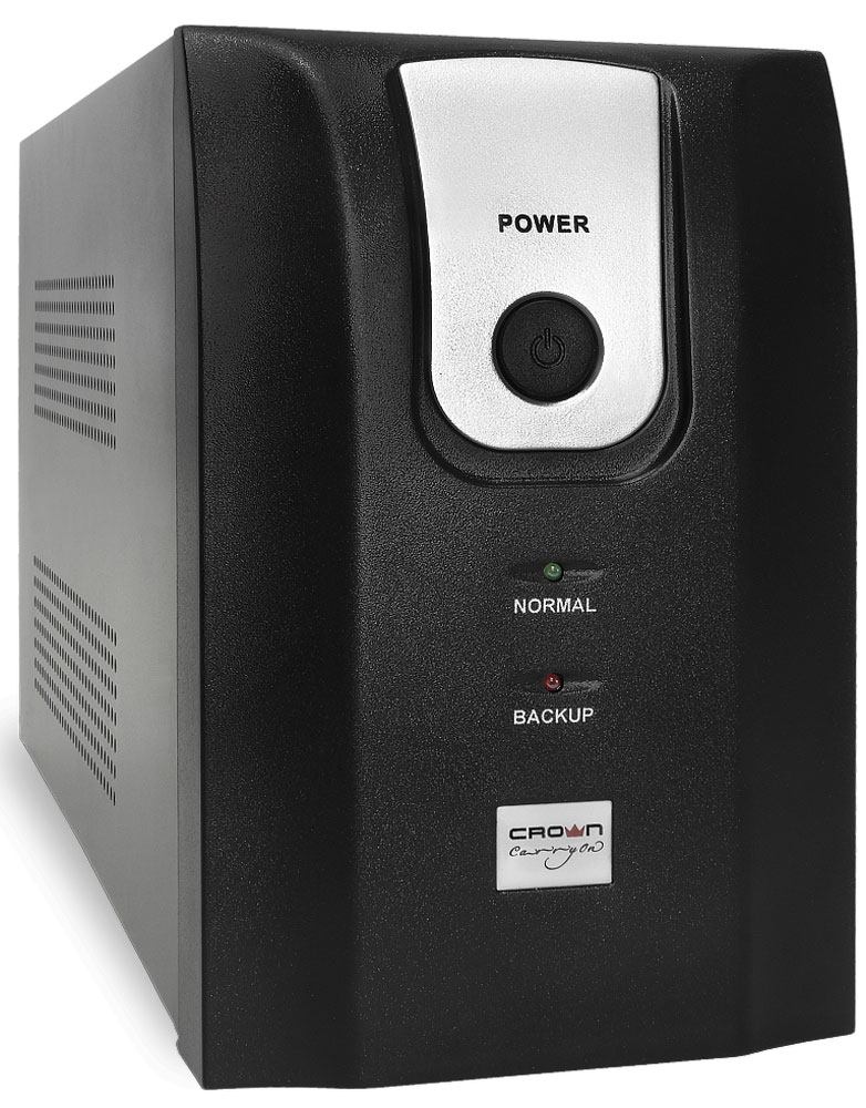Crown Micro CMU-2000XIEC USB 2000VA/1200W ИБП crown micro cmu 850хiec usb 850va 510w ибп