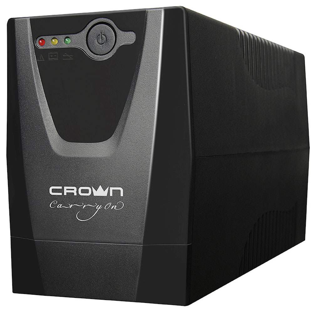 Crown Micro CMU-650X 650VA\300W ИБП цены онлайн