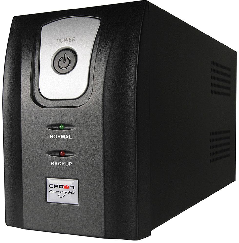 Crown Micro CMU-750X 750VA\480W ИБП источник бесперебойного питания crown 650va cmu sp650euro
