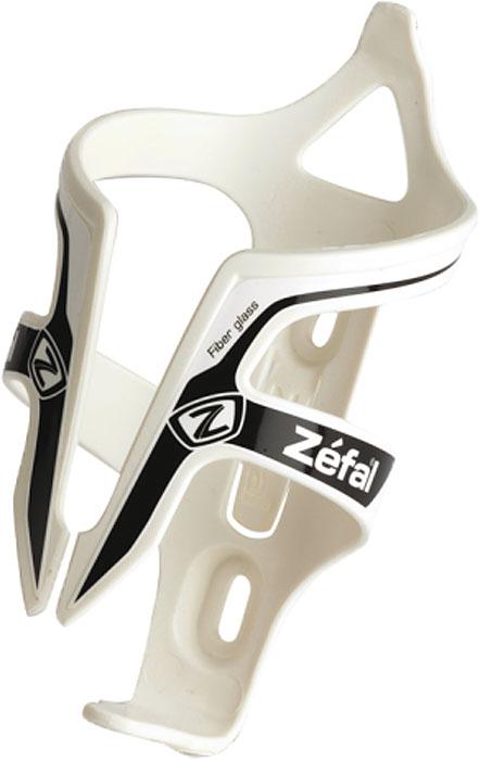 Флягодержатель Zefal Pulse Fiber Glass, цвет: белый