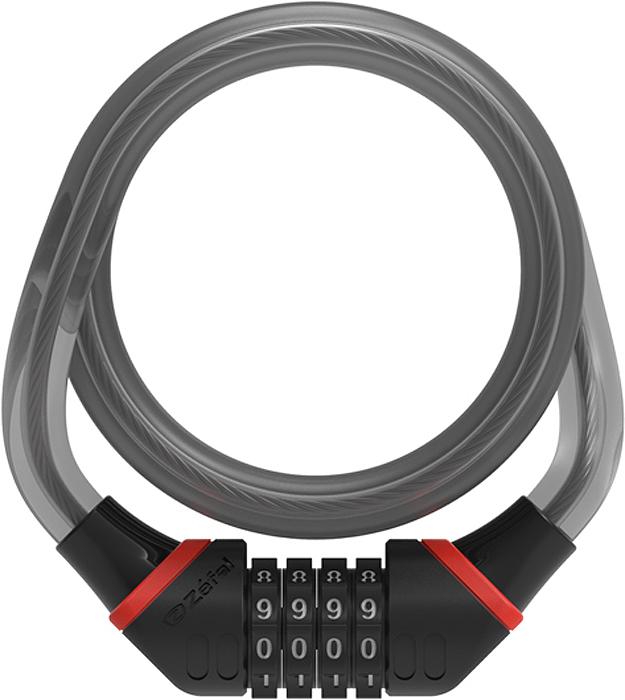 Замок велосипедный Zefal K-TRAZ C9 Code, кодовый, 15 мм х 1,85 м