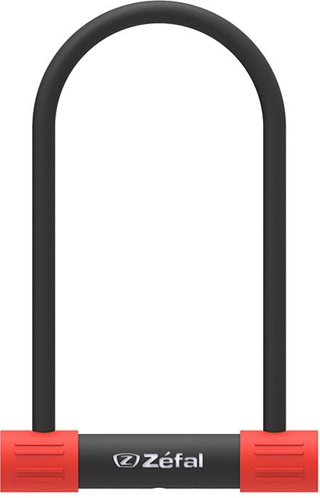 Замок велосипедный Zefal K-TRAZ U13, 3 ключа, 115 х 230 x 13 мм4944AK-TRAZ U13 – это сверх защищённый от угона замок в линейке замков ZEFAL. Скоба, с толщиной прутка 13 мм., из высокоуглеродистой стали особо устойчивой ко всем видам повреждений может быть пристёгнута к опорам диаметром от 20 до 80 мм. Для удобства перевозки замка в комплект включено удобное крепление на раму. Вместе с замком Вы получите 3 ключа.• Уровень безопасности: 11 • Все детали выполнены из высокоуглеродистой стали • Толщина прутка скобы 13 мм. • 3 ключа в комплекте • Крепление на раму для перевозки замка • Размеры замка 115х230 мм. • Вес 1,1 кг.ZEFAL – старейший французский производитель велосипедных аксессуаров премиального качества, основанный в 1880 году, является номером один на французском рынке велосипедных аксессуаров.
