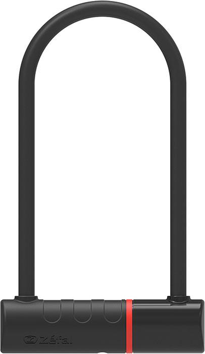K-TRAZ U17 – это сверх защищённый от угона замок в линейке замков ZEFAL. Скоба, с толщиной прутка 13 мм., из высокоуглеродистой стали особо устойчивой ко всем видам повреждений может быть пристёгнута к опорам диаметром от 20 до 80 мм. Для удобства перевозки замка в комплект включено удобное крепление на раму. Вместе с замком Вы получите 3 ключа.  • Уровень безопасности: 11 • Все детали выполнены из высокоуглеродистой стали • Толщина прутка скобы 14 мм. • 3 ключа в комплекте • Крепление на раму для перевозки замка • Размеры замка 115х230 мм. • Вес 1,47 кг.  ZEFAL – старейший французский производитель велосипедных аксессуаров премиального качества, основанный в 1880 году, является номером один на французском рынке велосипедных аксессуаров.