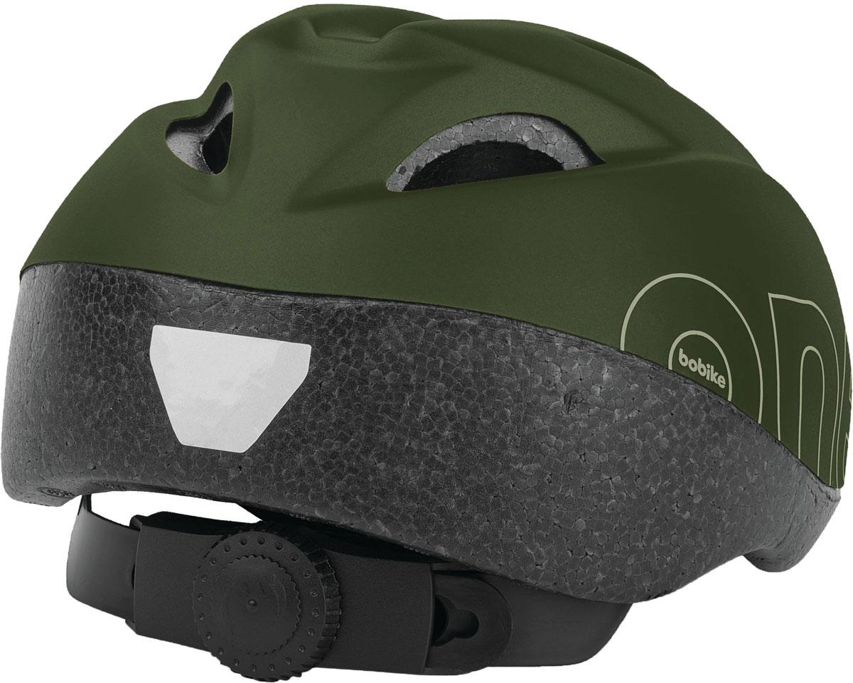 Девиз Bobike – просто безопасно! Важнейшей частью безопасного катания на велосипеде является шлем. Серия шлемов Bobike ONE – это качественные шлемы доступные в цветах кресел Bobike ONE. Вы сможете подобрать шлем отлично дополняющий Ваше кресло, велосипед и образ в целом. Лёгкая конструкция с улучшенной защитой затылка. 9 вентиляционных отверстий обеспечивают великолепную циркуляцию воздуха. Каждое вентиляционное отверстие закрыто противомоскитной сеткой, защищая голову от летящих жуков. Шлем имеет регулировку размера для идеальной подгонки посадки шлема под голову вашего ребёнка и светоотражающую наклейку на затылке, увеличивающую заметность ребёнка на дороге.• Цвета в стиле кресел Bobike ONE• 9 вентиляционных отверстий• Регулировка размера на затылке• Светоотражающай элемент, для лучше заметности на дороге• Возраст от 5 лет• Размер S: от 52 до 56 см• Вес: 235 г.
