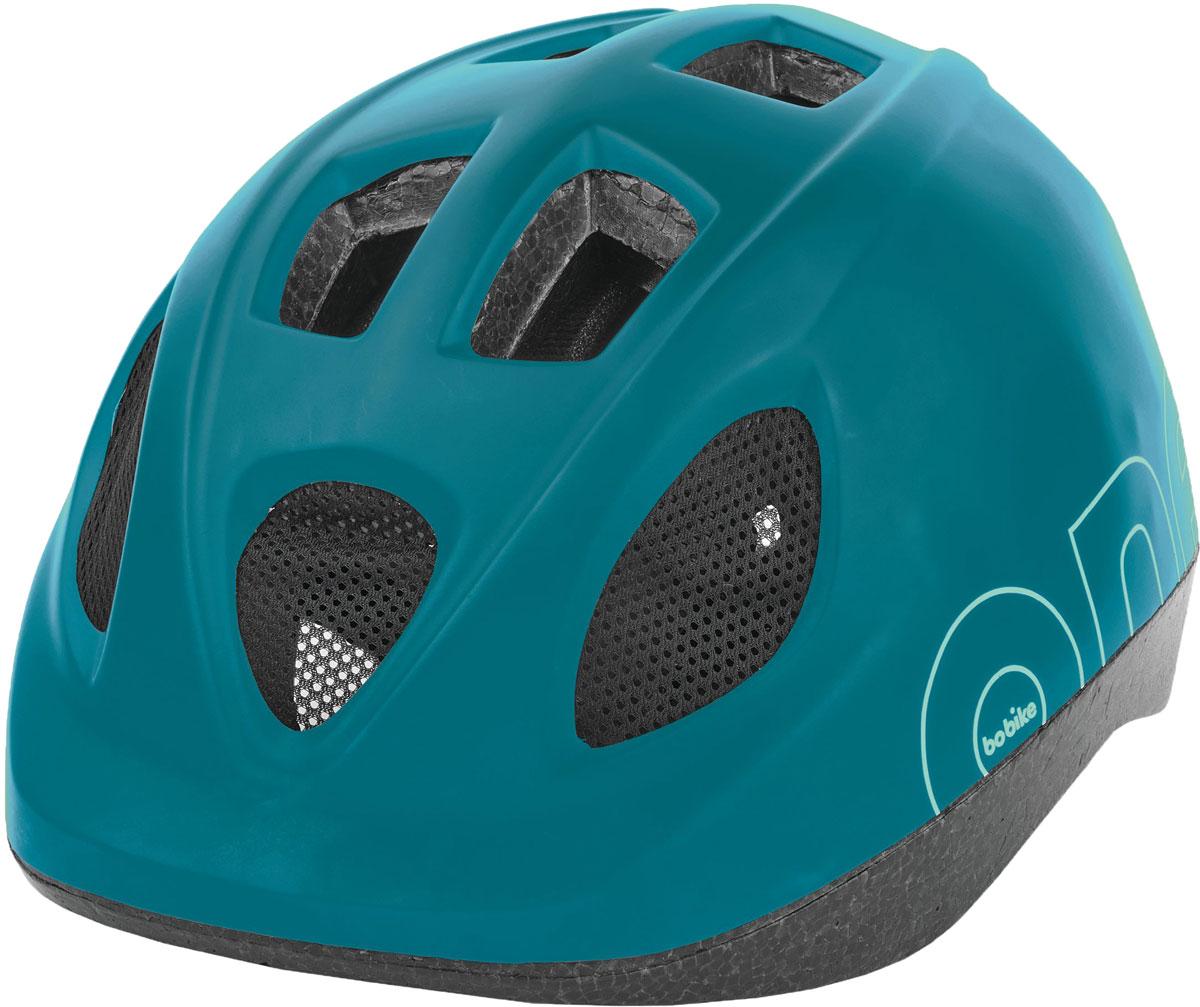Шлем велосипедный Bobike One Bahama Blue, детский, цвет: голубой. Размер S (52-56 см)8740300027Девиз Bobike – просто безопасно! Важнейшей частью безопасного катания на велосипеде является шлем. Серия шлемов Bobike ONE – это качественные шлемы доступные в цветах кресел Bobike ONE. Вы сможете подобрать шлем отлично дополняющий Ваше кресло, велосипед и образ в целом. Лёгкая конструкция с улучшенной защитой затылка. 9 вентиляционных отверстий обеспечивают великолепную циркуляцию воздуха. Каждое вентиляционное отверстие закрыто противомоскитной сеткой, защищая голову от летящих жуков. Шлем имеет регулировку размера для идеальной подгонки посадки шлема под голову вашего ребёнка и светоотражающую наклейку на затылке, увеличивающую заметность ребёнка на дороге.• Цвета в стиле кресел Bobike ONE• 9 вентиляционных отверстий• Регулировка размера на затылке• Светоотражающай элемент, для лучше заметности на дороге• Возраст от 5 лет• Размер S: от 52 до 56 см• Вес: 235 г.