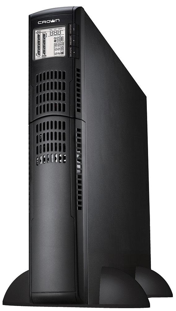 Crown Micro CMUO-900-1.5K 1500VA/1350W ИБПCMUO-900-1.5KНовое поколение линейно-интерактивных ИБП, которые предназначены для защиты серверов и другого оборудования критичного к форме питающего напряжения от основных неполадок с электропитанием: высоковольтных импульсов, электромагнитных и радиочастотных помех, понижений, повышений и полного исчезновения напряжения в электросети. Возможность использования SNMP-карты делают не заменимыми эти ИБП для защиты ответственного вычислительного и телекоммуникационного оборудования.
