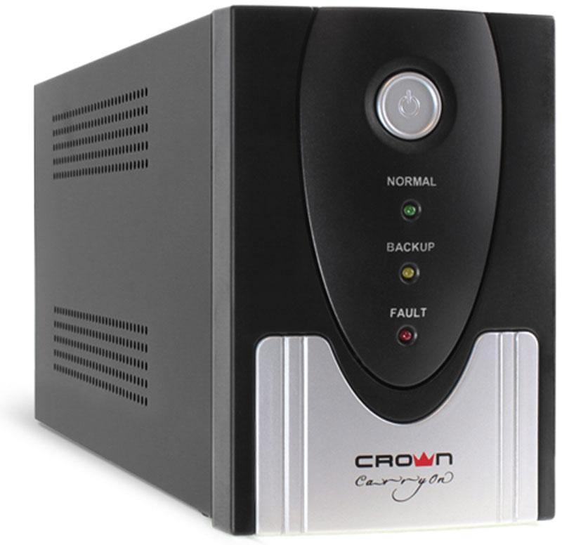 Crown Micro CMU-SP500EURO USB 500VA\300W ИБП - Источники бесперебойного питания (UPS)