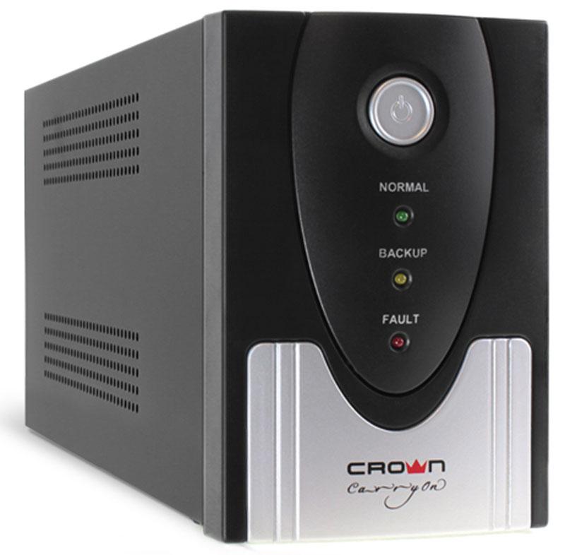 Crown Micro CMU-SP650IEC 650VA\360W ИБП - Источники бесперебойного питания (UPS)