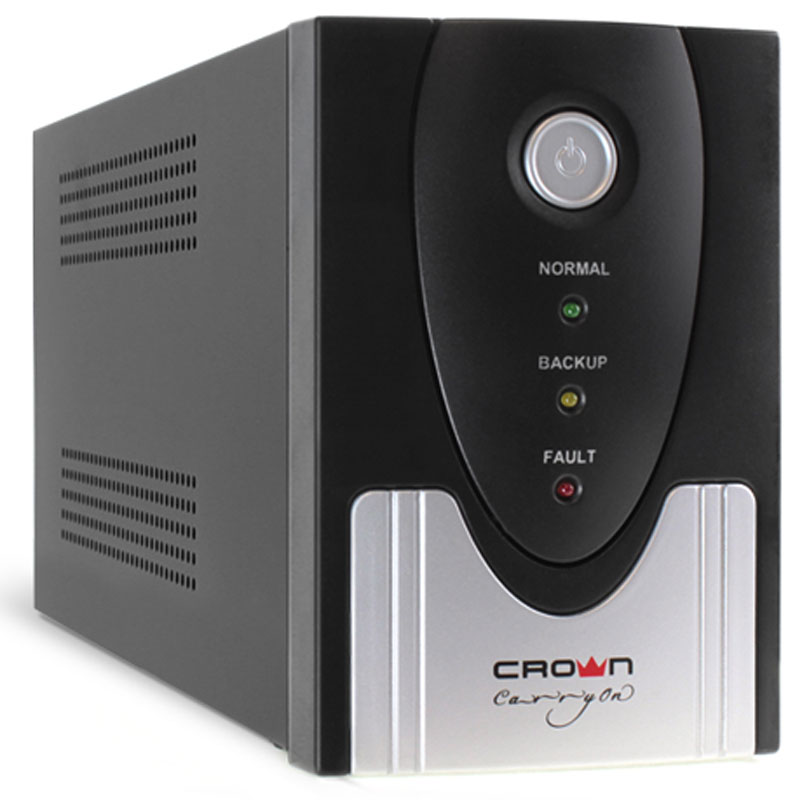 Crown Micro CMU-SP650IEC USB 650VA\390W ИБП crown micro cmu 850хiec usb 850va 510w ибп