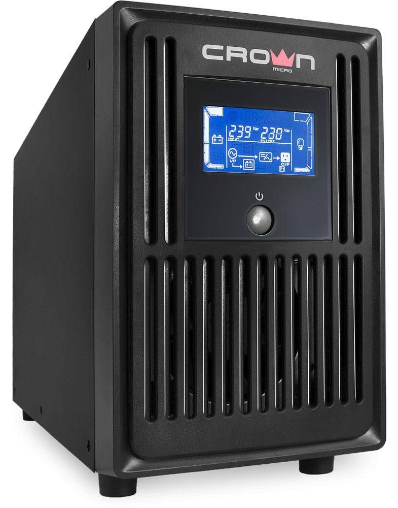 Crown Micro MARVEL 1K 1000VA/700W линейно-интерактивный инвертор - Источники бесперебойного питания (UPS)