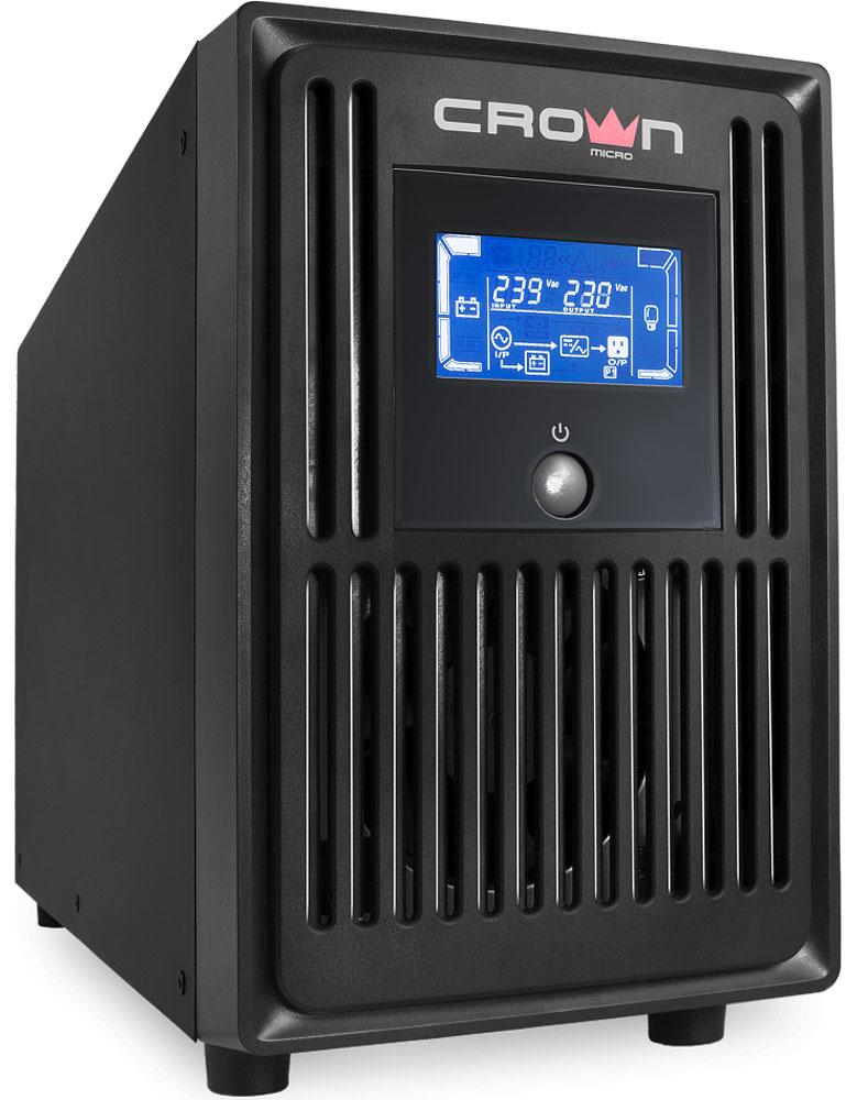 Crown Micro MARVEL 2K 2000VA/1400W линейно-интерактивный инвертор - Источники бесперебойного питания (UPS)