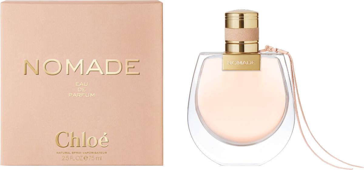 Chloe Nomade Парфюмерная вода женская, 75 мл парфюмированная вода для женщин chloe love story 75 мл