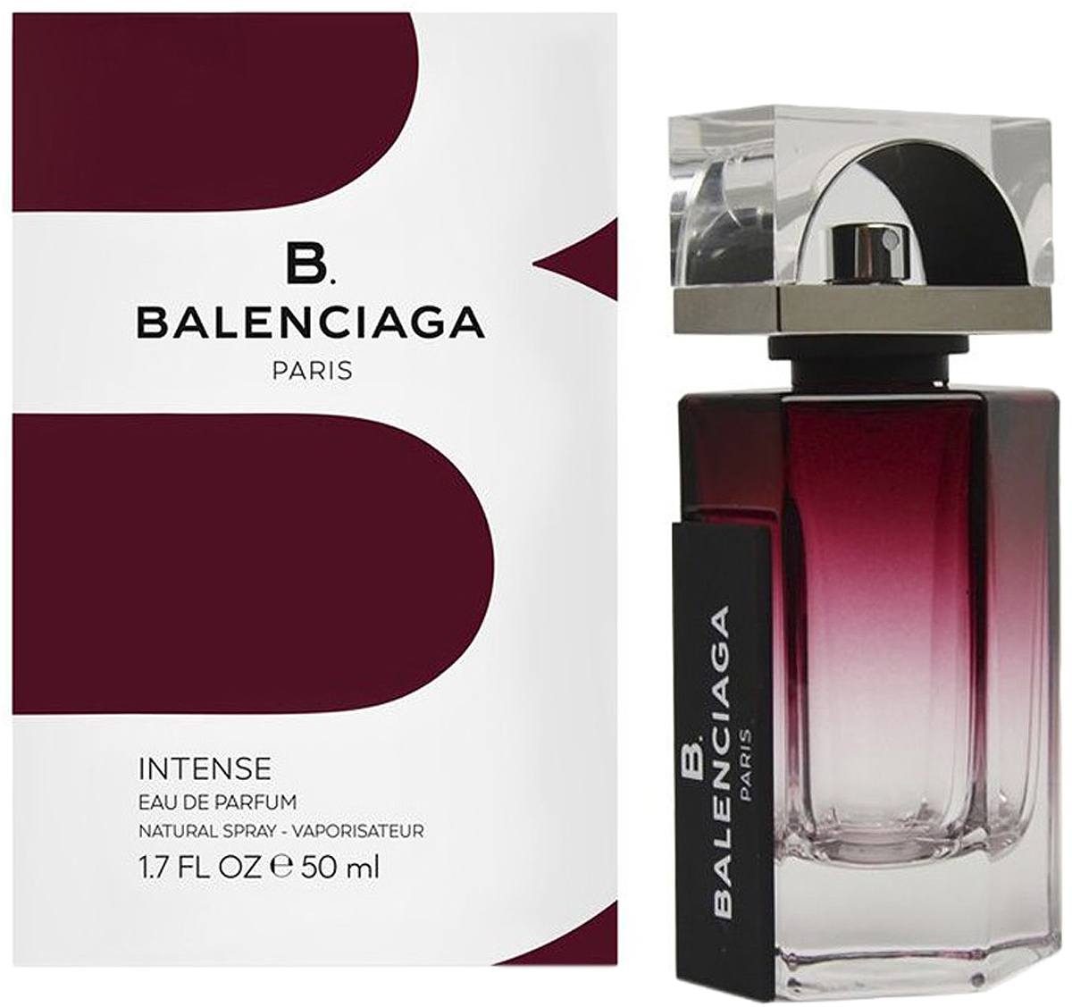 Balenciaga IntenseПарфюмерная вода женская, 50 мл Balenciaga
