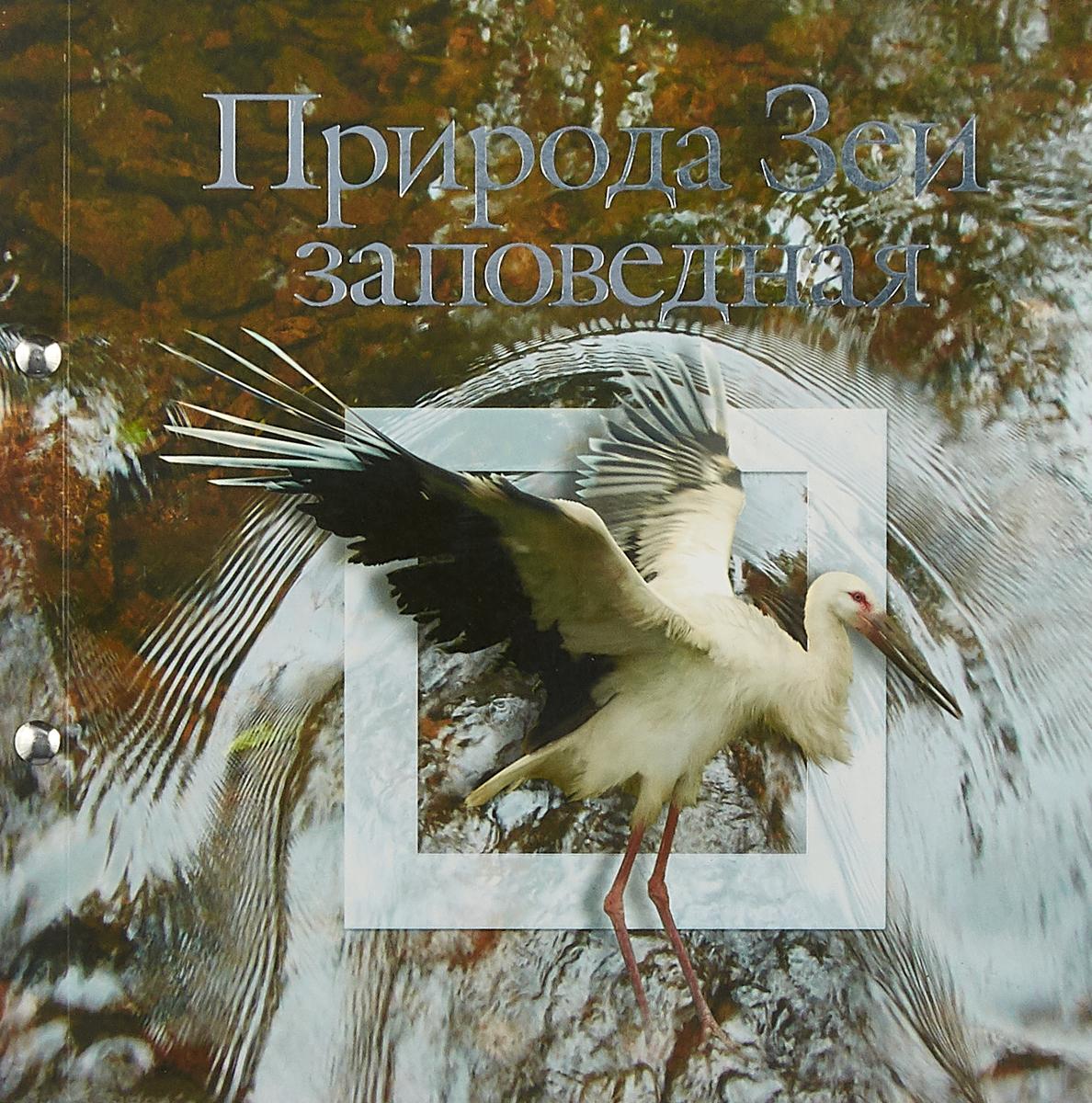 Л.А.Лебедев Природа Зеи заповедная: экологическая фотопоэма