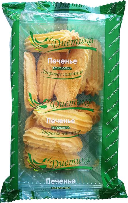 Диетика печенье Весеннее, 200 г santa bakery ассорти печенье сдобное 750 г 12 видов