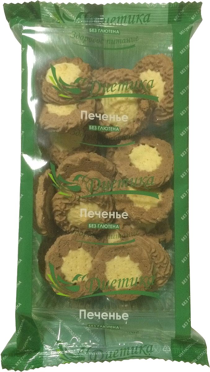 Диетика печенье любимое, 200 г santa bakery ассорти печенье сдобное 750 г 12 видов