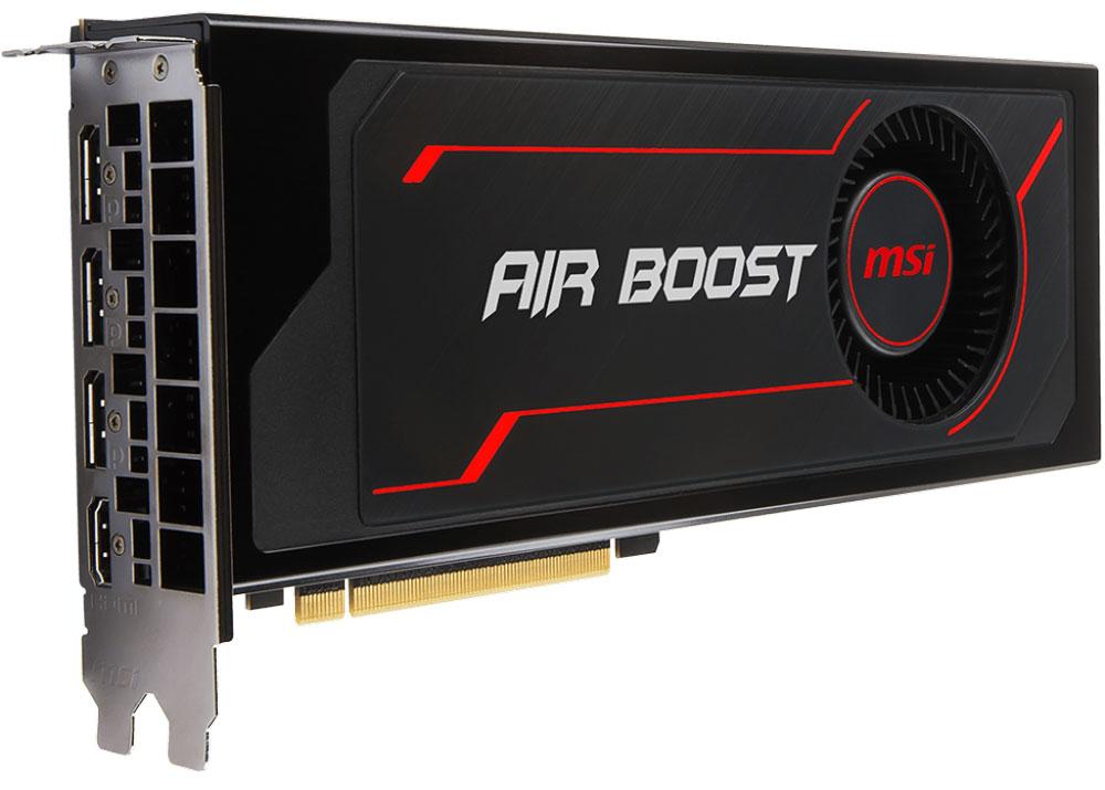 MSI Radeon RX Vega 56 Air Boost 8G OC видеокарта