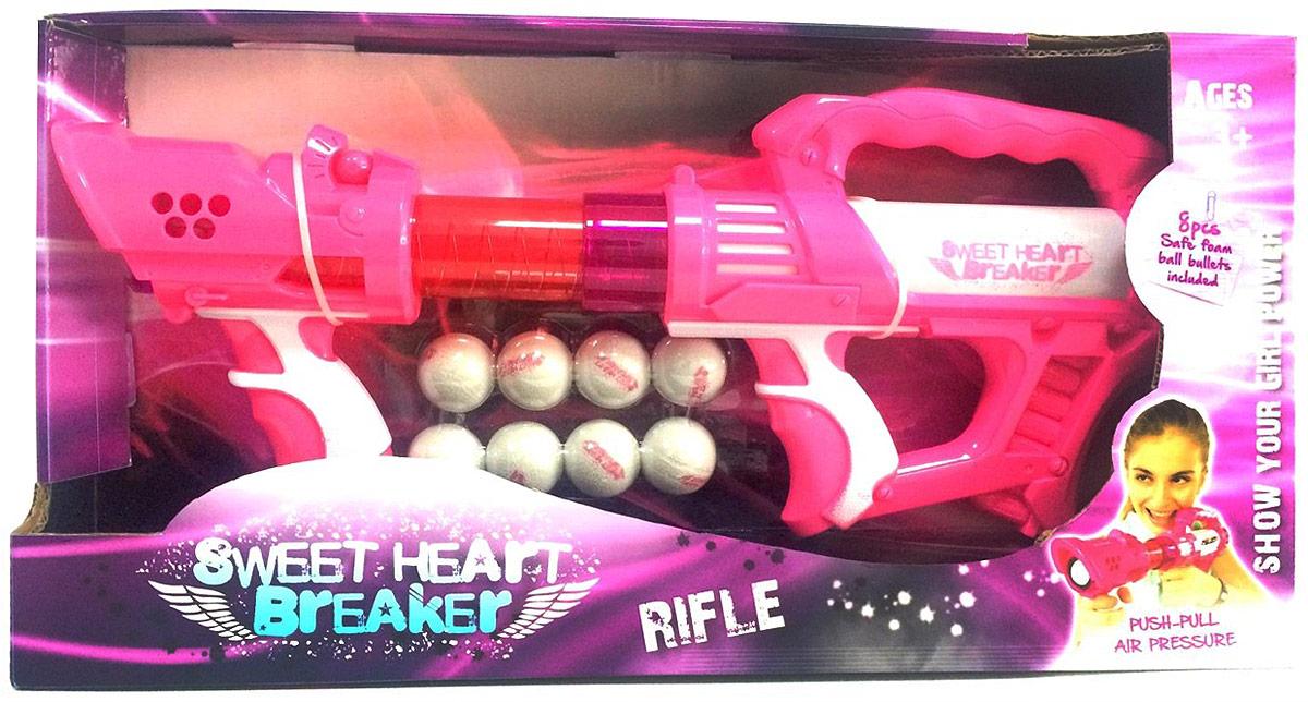 Toy Target Игрушечное оружие Sweet Heart Breaker 22023 игрушечное оружие gonher игрушечное оружие ковбойский игровой набор с винтовкой на 8 пистонов