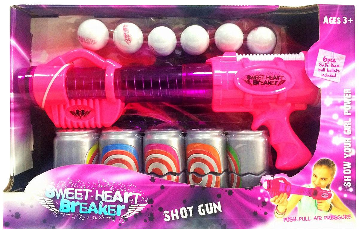 Toy Target Игрушечное оружие Sweet Heart Breaker 22019 игрушечное оружие toy target игрушечное оружие power blaster