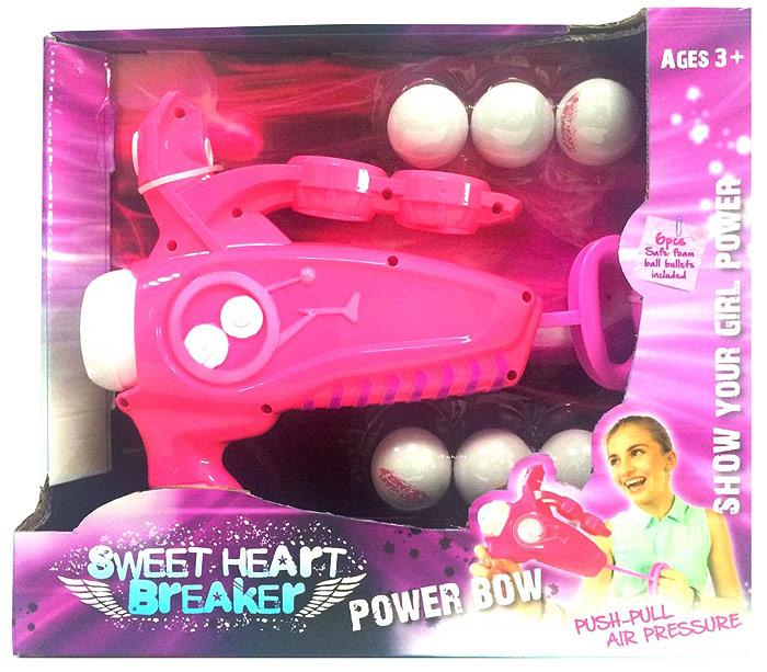 Toy Target Игрушечное оружие Sweet Heart Breaker 22018 игрушечное оружие toy target игрушечное оружие power blaster