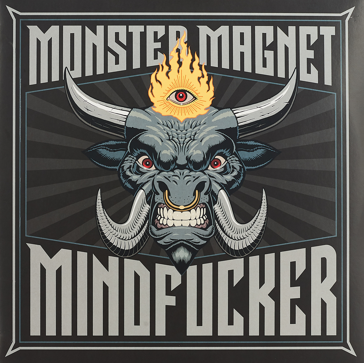 Monster Magnet. Mindfucker (2 LP)