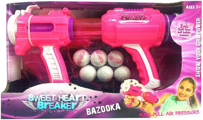 Toy Target Игрушечное оружие Sweet Heart Breaker 22017 игрушечное оружие gonher игрушечное оружие ковбойский игровой набор с винтовкой на 8 пистонов