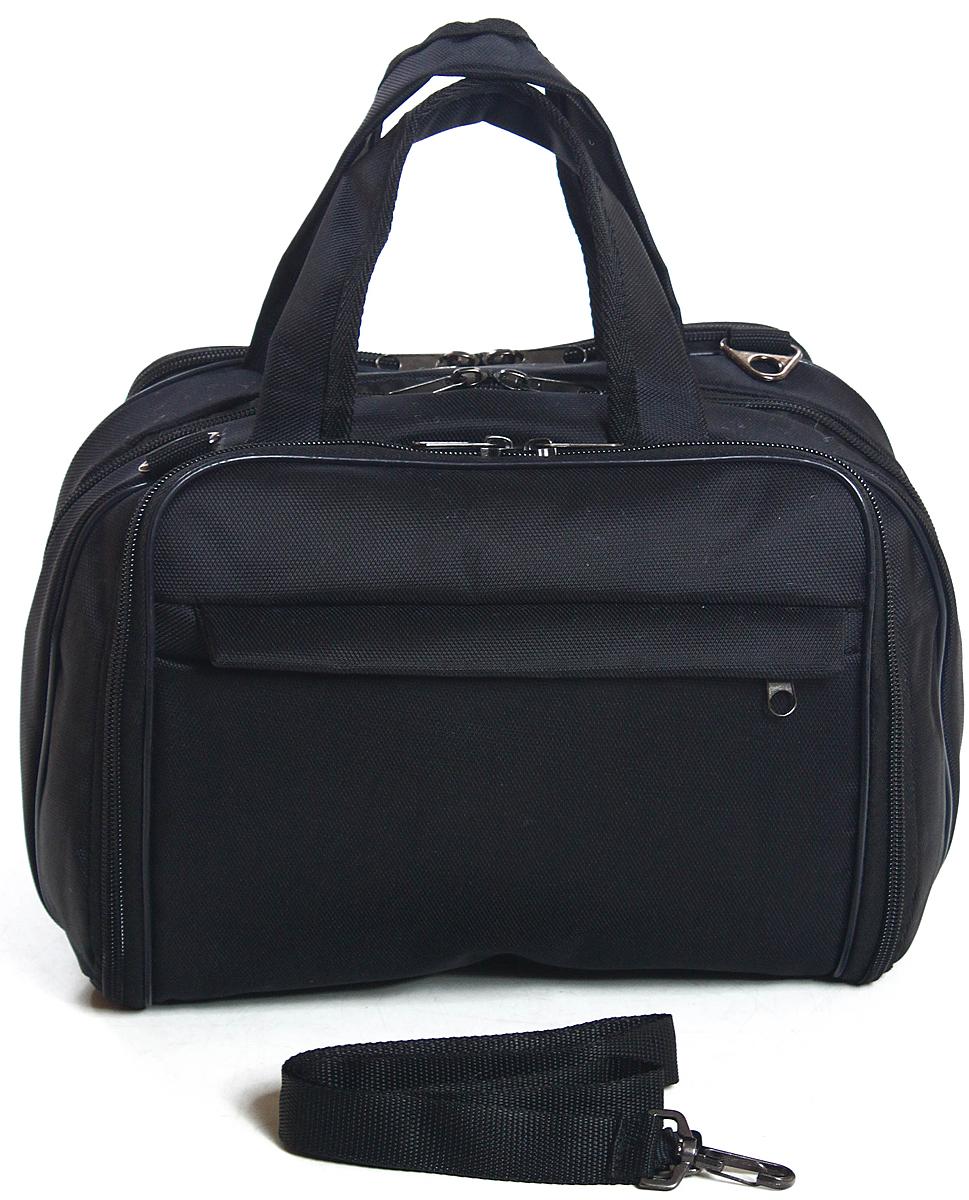 Сумка дорожная Ibag, цвет: черный, 13 л5101 ЧерныйКомпактный и стильный саквояж, идеально подойдет как для повседневной носки, так и для не длительных поездок, когда вещей с собой по минимуму.Снаружи по 1 карману на молнии каждой стороне.Внутри 1 большое отделение, 1 боковой карман на молнии, 2 накладных кармана.В комплекте плечевой ремень.