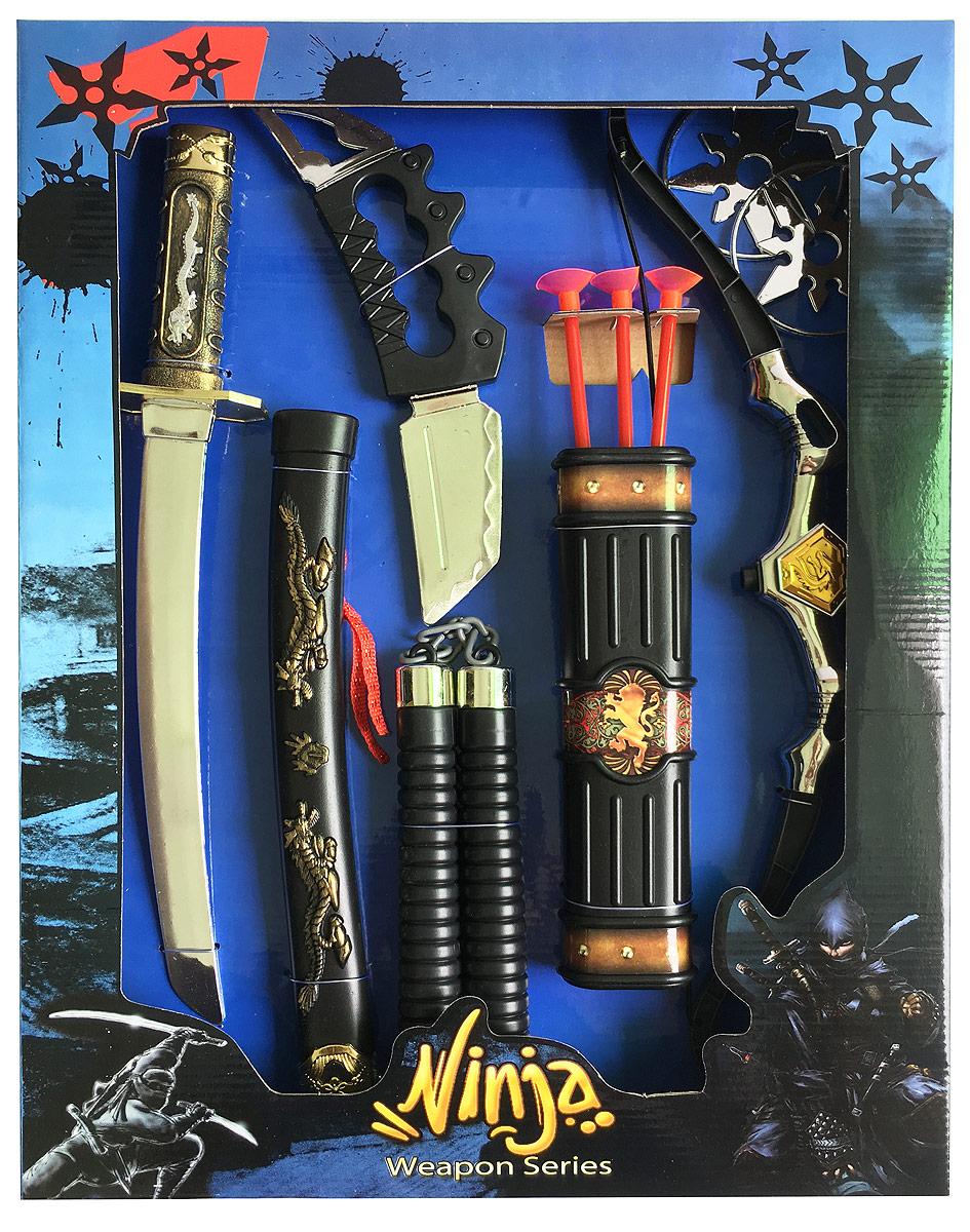 Fun Toy Набор игрушечного оружия Ниндзя