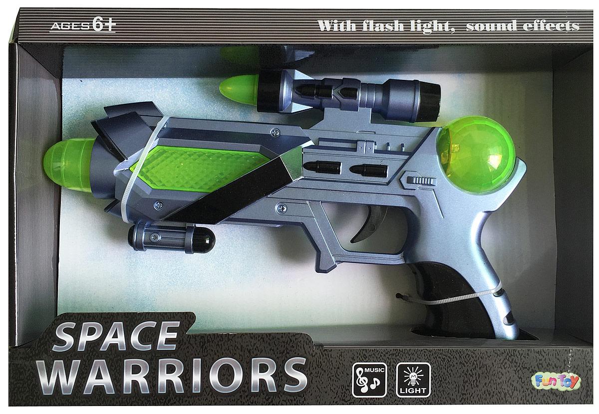 Fun Toy Игрушечное оружие Космический бластер