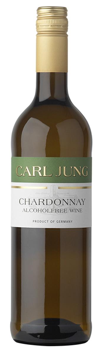 Carl Jung Шардоне Вино белое безалкогольное, 750 мл