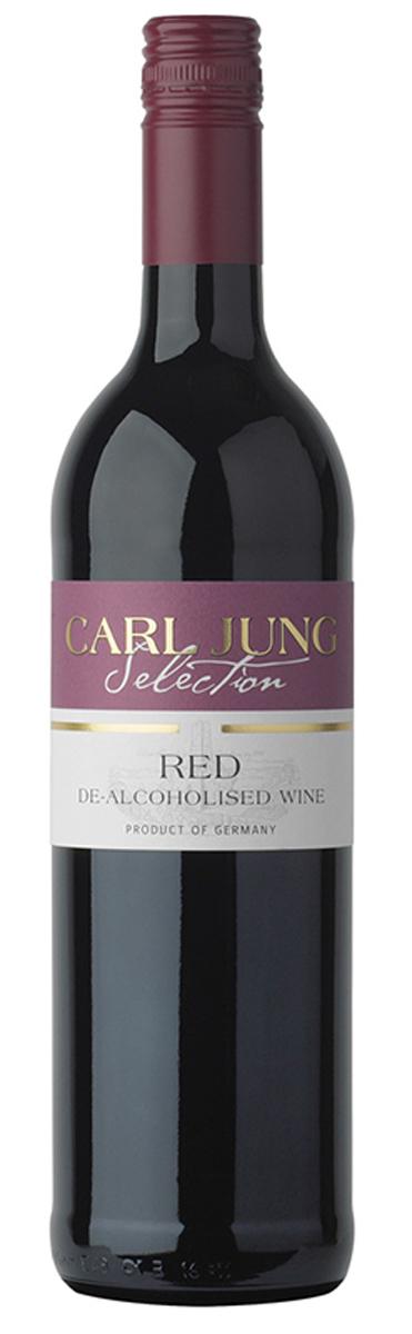 Carl Jung Selection Rot Вино красное безалкогольное, 750 мл