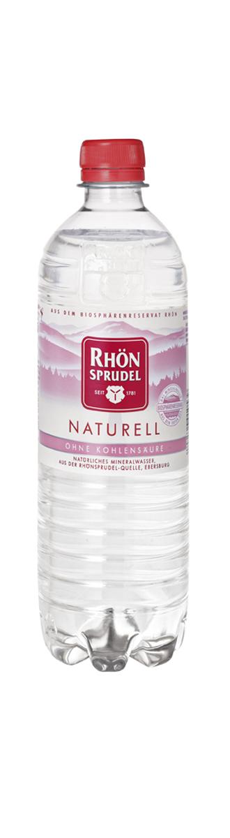 Rhoen Sprudel Вода минеральная природная столовая негазированная, 0,75 л evian вода минеральная evian без газа 1 5 л