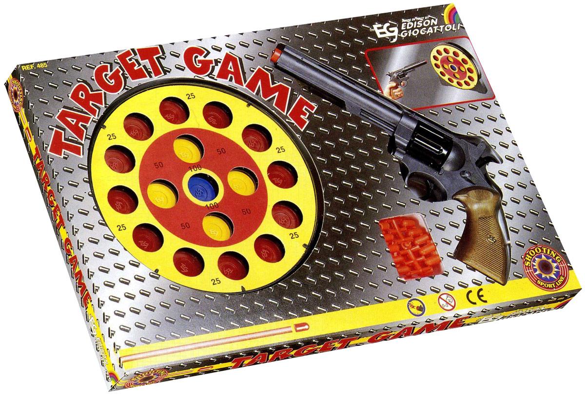 Edison Набор игрушечного оружия Target Game