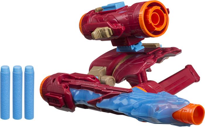 Avengers Экипировка Железного Человека игрушка hasbro avengers экипировка железного человека