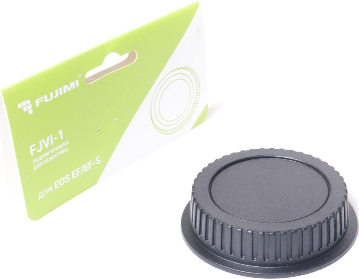 Fujimi FJVI-1, Gray задняя крышка для объектива для Canon EOS EF/EF-S fujimi canon fbhb45