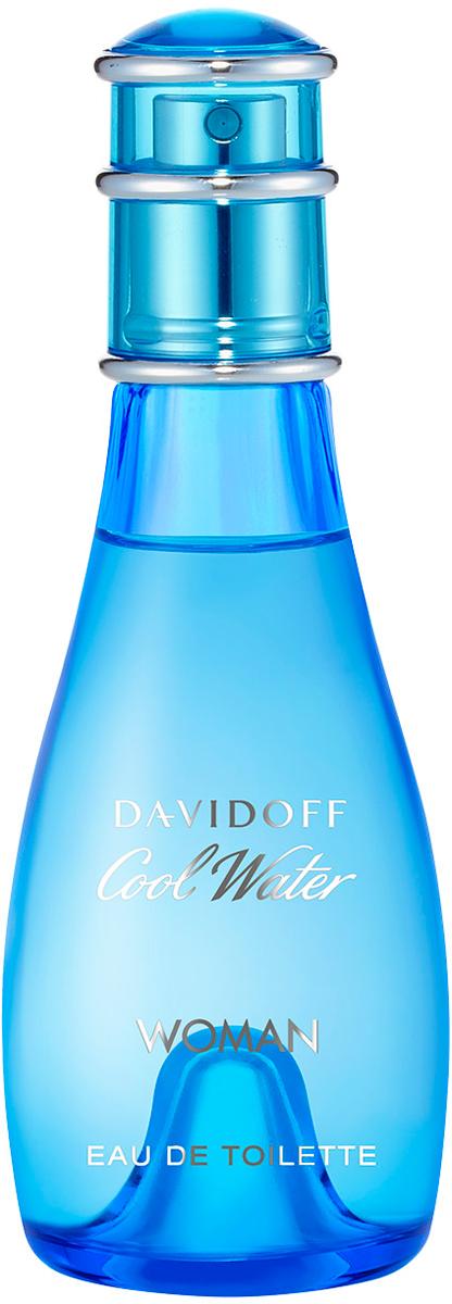 Davidoff Туалетная вода Cool Water, 50 мл