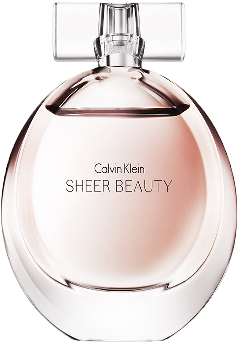 Calvin Klein Туалетная вода Sheer Beauty, 50 мл calvin klein beauty sheer