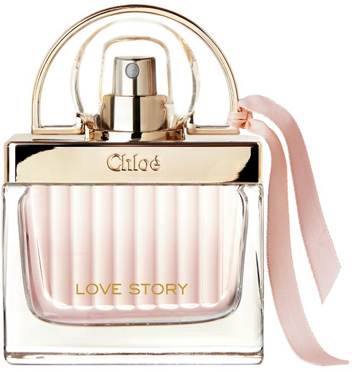 Chloe Love Story Туалетная вода женская 30 мл64990440000Особенное утро, наполненное сверкающим светом. Нежный цветочный аромат бутонов апельсина сливается со свежестью утренней росы. Она вспоминает их смех. Искры настурции, легкая перчинка - эти ноты заставляют ее трепетать от неги. Этот цветок - символ любви, который дается лишь тому, кто готов открыть своё сердце. Воспоминания о пламенном свидании в пустом городе, они - рука об руку. Настоящая близость. Цветущая слива раскрывает природную чувственность. Невероятно изысканное звучание, обрамленное цветочными нотами. Туалетная вода Chloe Love Story - это новая история любви. Свежий, цветочный и очень чувственный аромат. Чистый соблазн, нанесенный на кожу. Верхняя нота: Бергамот; ноты сердца: Апельсин, Слива, Настурция, Ландыш. Средняя нота: Роза. Шлейф: белый мускус. Цветущая слива раскрывает природную чувственность. Дневной и вечерний аромат.Краткий гид по парфюмерии: виды, ноты, ароматы, советы по выбору. Статья OZON Гид