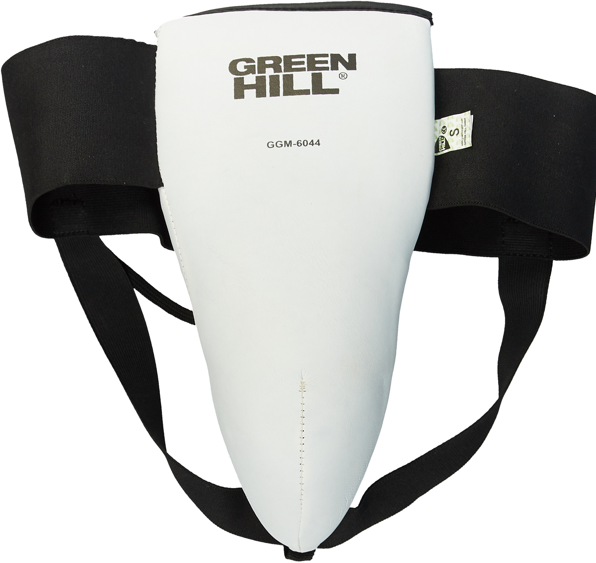 Защита паха Green Hill Mens, цвет: белый. Размер S green hill green hill bgs 1213 super star aib 10oz