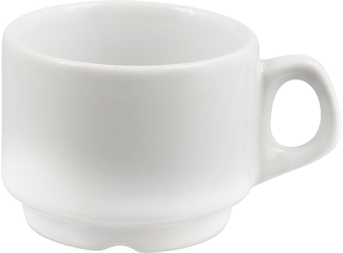 Чашка кофейная Eschenbach, цвет: белый, 150 мл4960/008Накопленный десятилетиями опыт и следование традициям известнейших мастеров в сочетании с новейшими технологиями производства делают фарфоровую посуду Eschenbach настоящим символом утонченного качества, произведением искусства, признаком хорошего вкуса.Представители компании своей основной задачей считают помощь владельцам ресторанного и гостиничного бизнеса создавать по-настоящему красивые, уютные и элитные заведения. Огромный ассортимент позволит даже самым взыскательным покупателям подобрать что-то свое. Салатницы, соусники, отдельные блюда и множество других изделий отличаются тщательно продуманным дизайном, в котором традиции прошлого искусно сочетаются с требованиями современности. Посуда соответствует самым высоким функциональным стандартам. Она используется в микроволновых печах, прекрасно моется в посудомоечных машинах, имеет множество европейских сертификатов и является настоящим символом традиционного немецкого качества.