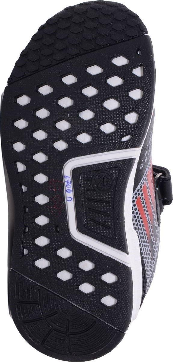 Кроссовки для мальчика Мифер, цвет:  черный.  6709D.  Размер 28 Мифер
