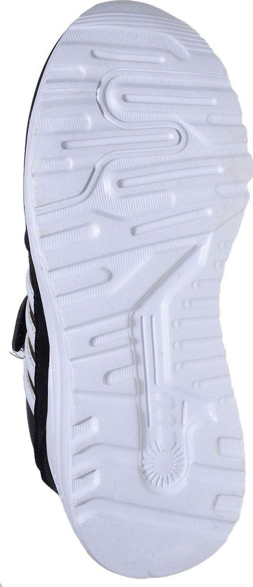 Детские кроссовки Мифер выполнены из качественной искусственной. Ремешок с липучкой обеспечит оптимальную посадку модели на ноге. Мягкая стелька придаст максимальный комфорт при движении. Подошва оснащена рифлением для лучшего сцепления с различными поверхностями.