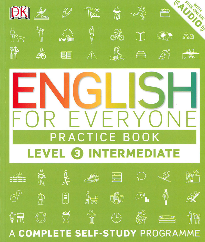 English for Everyone: Practice Book: Level 3 Intermediate: A Complete Self-Study Programme english for everyone english vocabulary builder