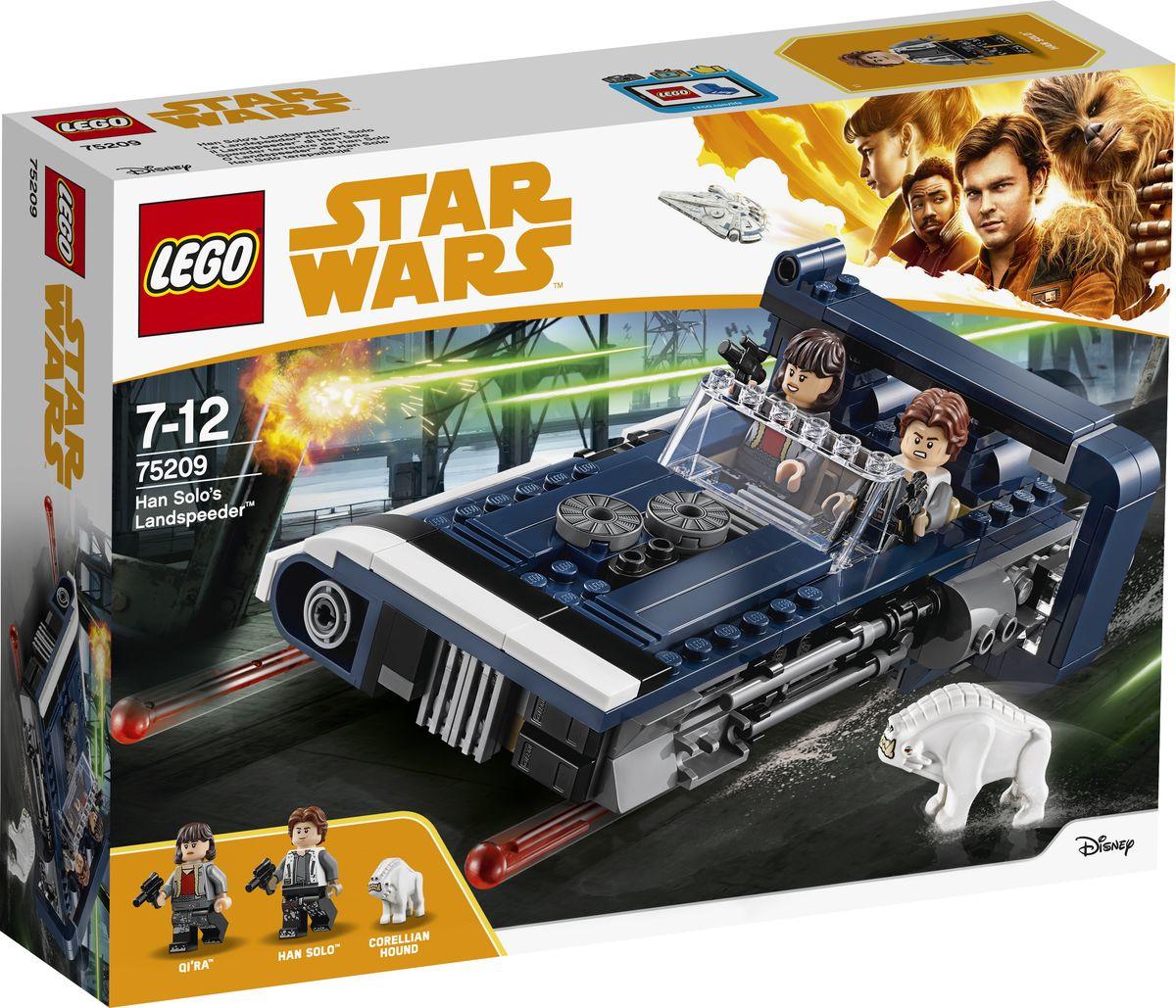 LEGO Star Wars Конструктор Спидер Хана Cоло lego lego star wars 75074 лего звездные войны снеговой спидер