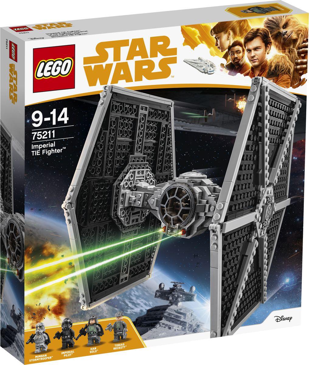 LEGO Star Wars Конструктор Имперский истребитель СИД