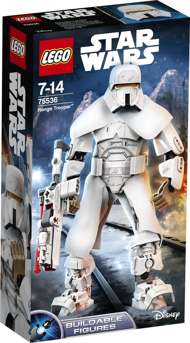 LEGO Star Wars Constraction Конструктор Пехотинец спецподразделения конструктор lego constraction star wars командир штурмовиков 75531
