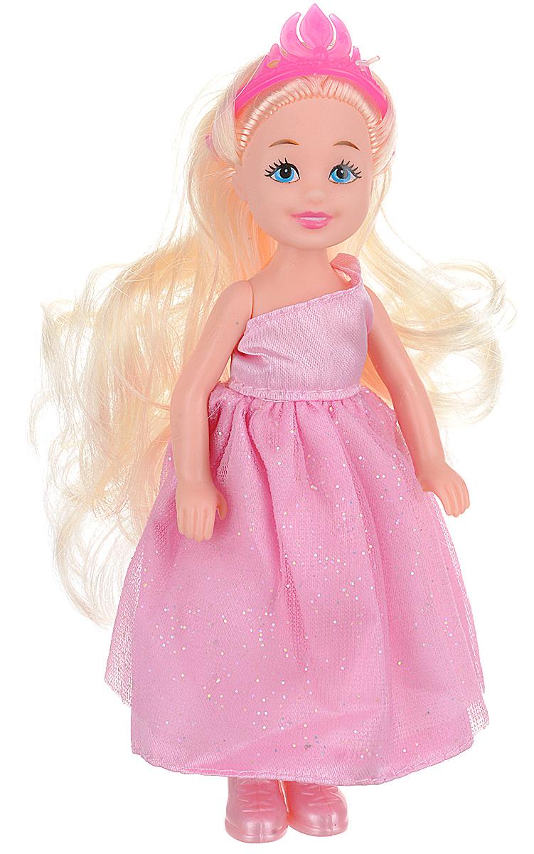 ABtoys Кукла Весенний вальс блондинка цвет розовый defa toys кукла lucy happy wedding цвет платья розовый
