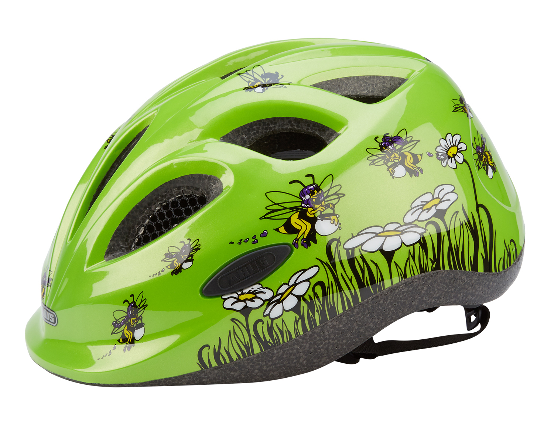 Велошлем детский Abus Smiley. Пчелы. Размер M (50-55)