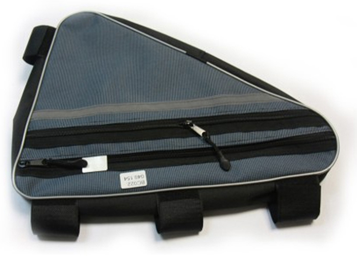 Велосумка подрамная Alpine, большая, цвет: мокрый асфальтBC015.040.102Назначение: Перевозка и хранение мелких вещей и инструментовМатериалы: Водонепроницаемая ткань Oxford 600D PVCРазмеры: 40х27х7 см